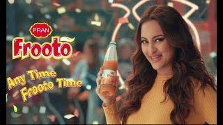 PRAN Frooto TVC - Sonakshi Sinha