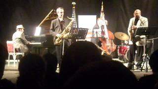 Ari Roland Jazz Quartet - ჩემო პატარა გოგონა / Chemo Patara Gogona (Live Concert In Kutaisi)