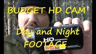 Budget  HD Digital Video Camcorder, Night Vision
