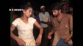 Recording Dance Midnight 2016 Latest Village Hot Telugu