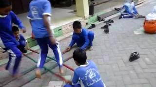 Rangku Alu MIN Banta Banteng Makassar