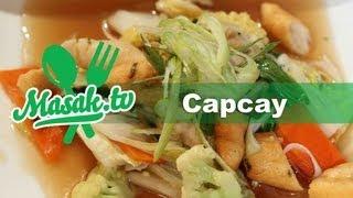 Capcay | Resep #027