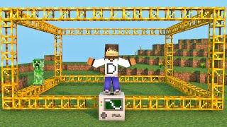 Minecraft - Industrial Craft: Maior Maquina do Mundo