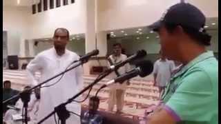 suara merdu sopir  bikin org arab takjub