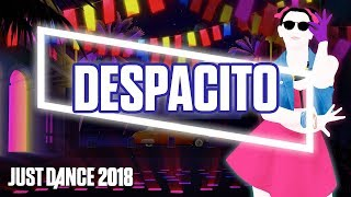 Just Dance 2018: Despacito by Luis Fonsi & Daddy Yankee | Official Track Gameplay [US]