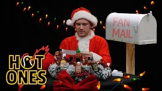 Hot Ones Mailbag: Sean Evans Answers Fan Questions