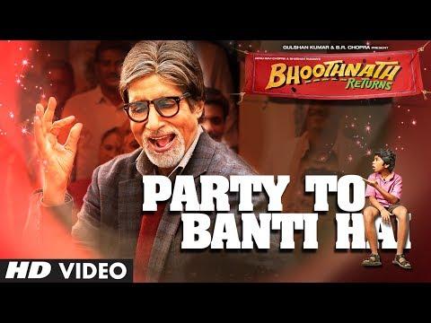 Xxx Mp4 Bhoothnath Returns Party Toh Banti Hai Song Amitabh Bachchan Meet Bros Anjjan Mika 3gp Sex
