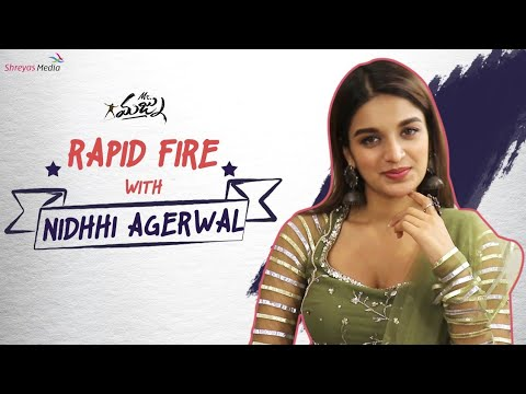Xxx Mp4 Rapid Fire Round With Nidhhi Agerwal 3gp Sex