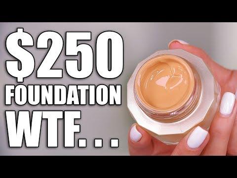 $250 FOUNDATION ... WTF | First Impressions