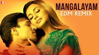 Mangalayam EDM Remix | Saathiya | Rani Mukerji | Vivek Oberoi | Remix - DJ Rink