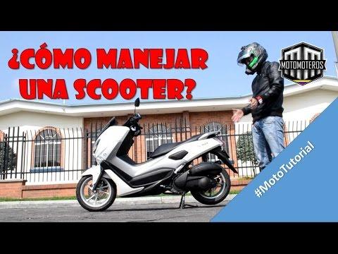 Xxx Mp4 Como MANEJAR UNA SCOOTER MotoTutorial Motomoteros 3gp Sex