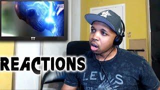 REACTION to Flash VS Zoom Fight Scene Season 2 Episode 6 2x6