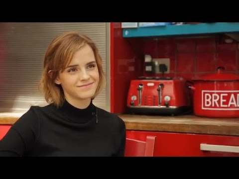 Emma Watson & Caitlin Moran - In Conversation for Our Shared Shelf