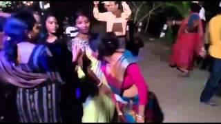 Desi boudi dance