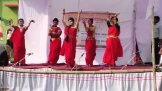 Pindra palashar bon পিঞ্জরে পলাশের বোন, রিনিক্স শিল্পগোষ্ঠী, বরিশাল।