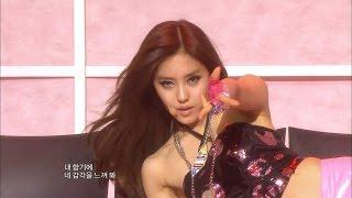 【TVPP】T-ara - Crazy because of you, 티아라 - 너 때문에 미쳐 @ Show Music core Live
