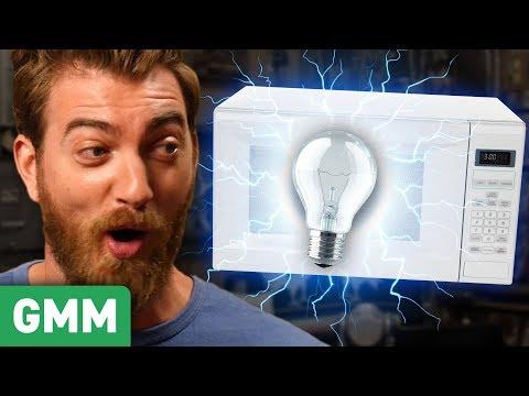 5 Weird Microwave Experiments