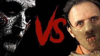 Jigsaw Vs Hannibal Lector Rap Battle EPIC (Prod. Caliberbeats) | Daddyphatsnaps