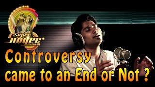 Vijay TV Super Singer 5 Controversy - Climax   Anand Aravindakshan's Emotional Speech