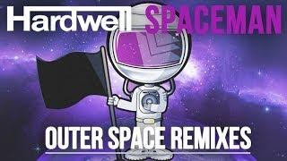 Hardwell - Spaceman (Headhunterz Remix)