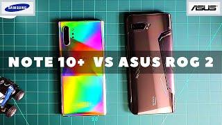Speed Test - NOTE 10+ vs Asus ROG 2 (Exynos 9825 vs Snapdragon 855+)