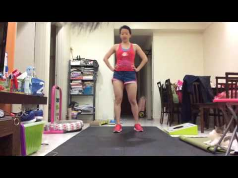 HIIT FOR WOMEN 28 DAY : Day #4 - BUR-PLEASE!