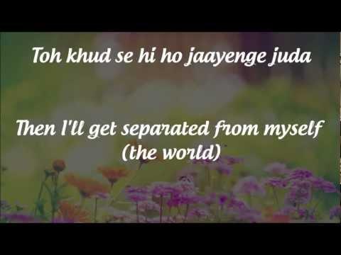 """""""Tum Hi Ho"""" Lyrics & English Translation- """"Aashiqui 2"""" (2013)"""