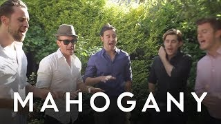 The Overtones - Gambling Man (Unplugged) | Mahogany Session