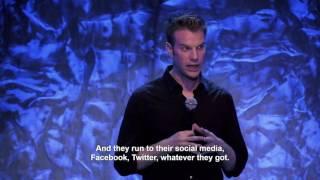 A truth about the Social Media Sympathizer - Anthony Jeselnik
