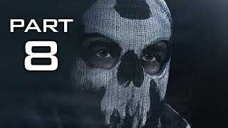 Call of Duty Ghosts Gameplay Walkthrough Part 8 - Campaign Mission 9 - The Hunted (COD Ghosts)