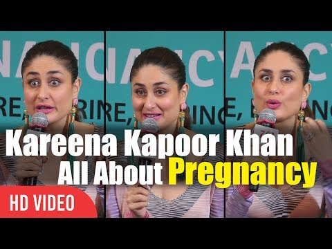 All About Pregnancy | Kareena Kapoor Khan | Pregnancy Notes Book Launch