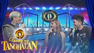 Tawag ng Tanghalan: From Miss Q & A to TNT stage