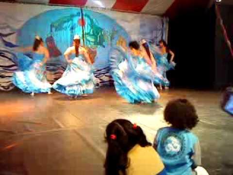 Colores Latinos Cumbia Colombiana