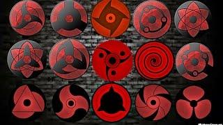 Naruto:Top 15-10 Strongest Mangekyō Sharingan (Naruto Shippuden,Naruto Gaiden,Boruto Movie)