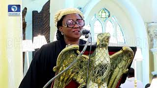 Special Religious Services Held To Mark Lagos New Legal Year Pt.1   Dateline Lagos  