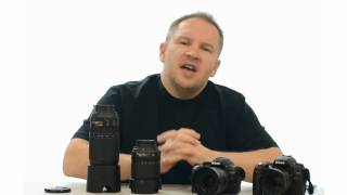 Nikon Lens Recommendations for New Nikon DSLR Owners