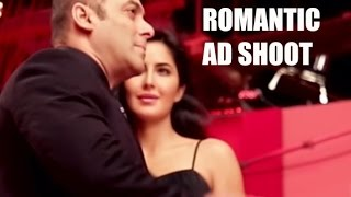 Salman Khan And Katrina Kaif New Ad Shoot 2016