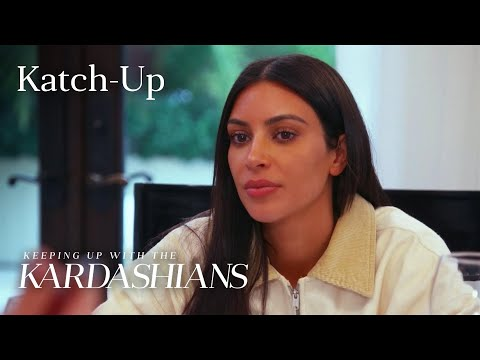 Keeping Up With the Kardashians Katch Up S13 EP.4 E