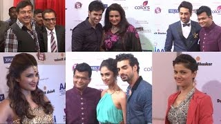 Krystle D'souza, Poonam Dhillon And Ayushman Khurana Gear Up For IIAA
