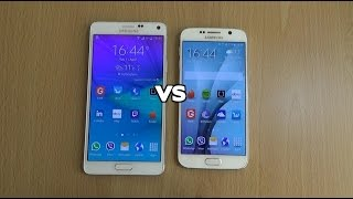 Samsung Galaxy S6 VS Galaxy Note 4 - Review