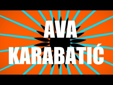 U zdrav mozak Ava Karabatić