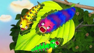 Kids Learn and Play with Forest Animals - Fun Pepi Tree Educational Baby Game