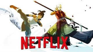 New Avatar Coming to Netflix! (April 1st)