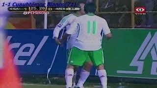 QWC 2010 El Salvador vs. Mexico 2-1 (06.06.2009)