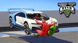 GTA V Online: PARKOUR vs NERO - O NOVO SUPER em AÇÃO!