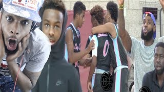 BRONNY SUPER CLUTCH IN CRAZY OVERTIME! LEBRON COACHING TEAM TO THE W