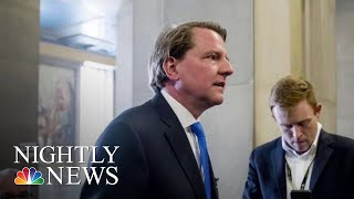 Democrats Ramp Up Impeachment Talk As Ex-White House Counsel Refuses To Testify | NBC Nightly News