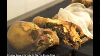 My The curse of the ice mummy: 2,500-year-old Russian princess uncovered 21 years ago
