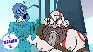 God of War: CREEPY SPIRIT
