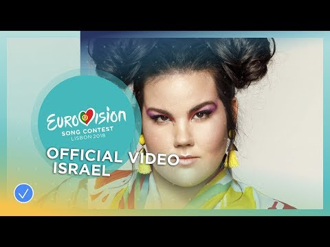 Xxx Mp4 Netta TOY Israel Official Music Video Eurovision 2018 3gp Sex